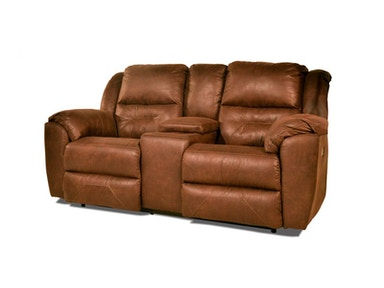 Splendind Power Headrest Reclining Loveseat