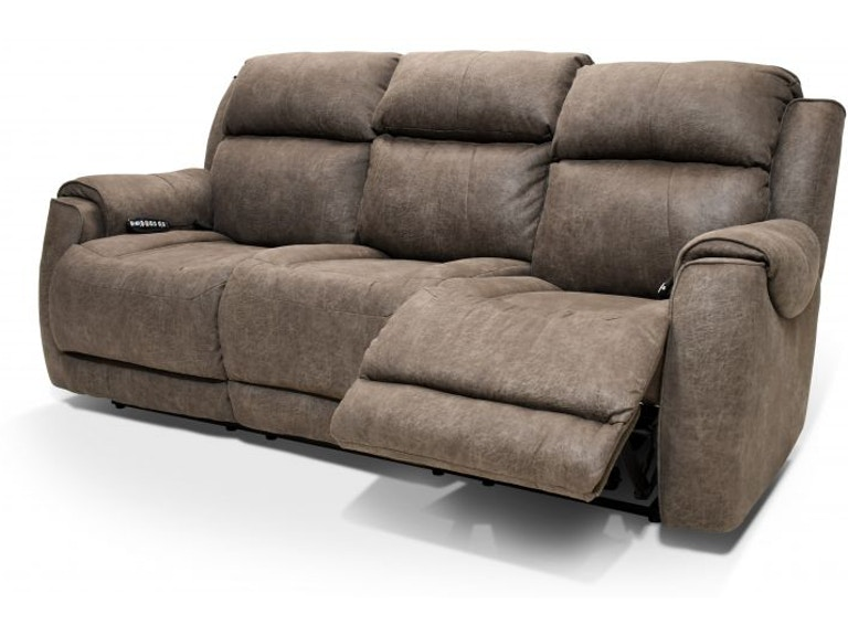 Fabulous Alexa Power Reclining Sofa Heat And Air Massage Interior Design Ideas Inamawefileorg