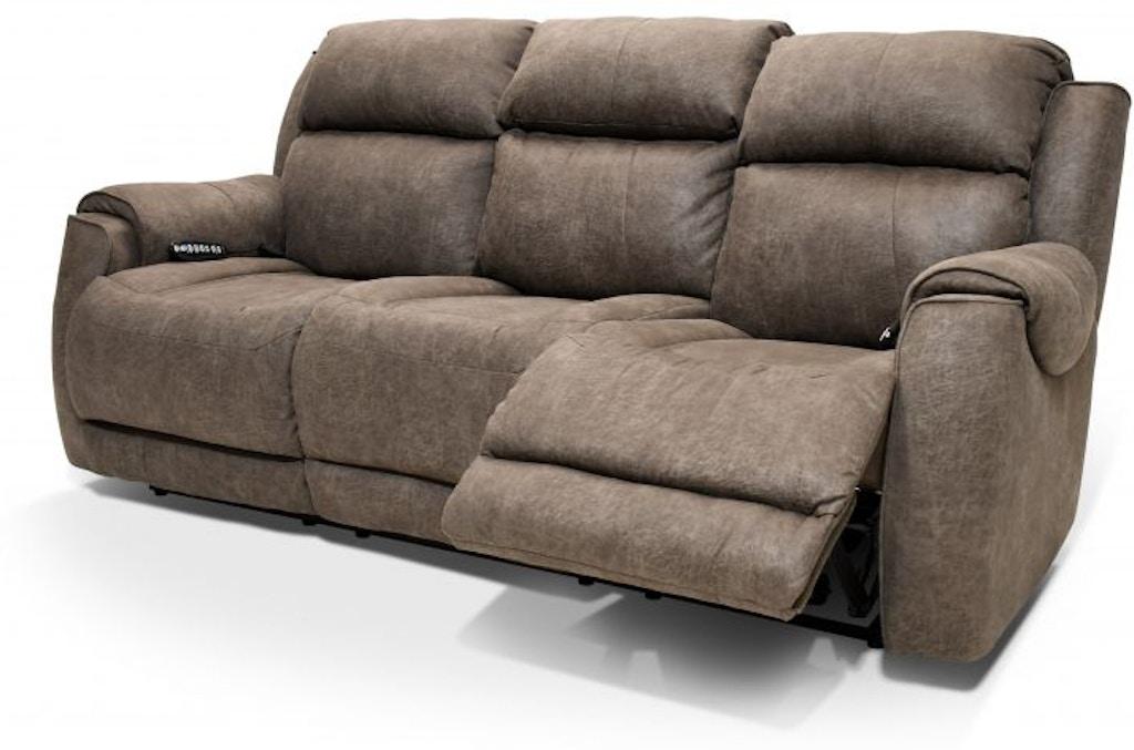 Outstanding Alexa Power Reclining Sofa Heat And Air Massage Short Links Chair Design For Home Short Linksinfo