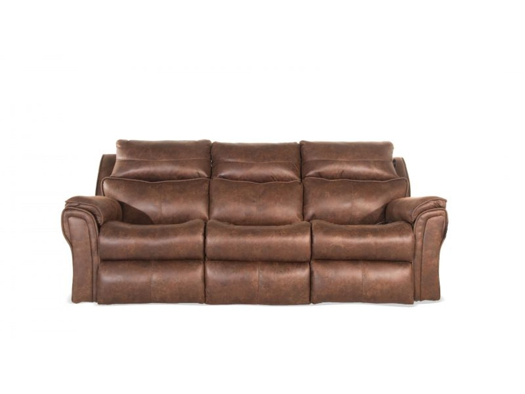 Southern Motion Living Room Allure Power Reclining Sofa Power - Power recliner sofas