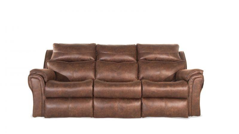 allure power reclining sofa power headrest