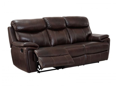 Conner Leather Power Reclining Sofa