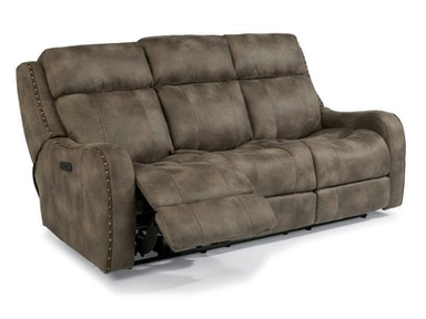 Field Power Reclining, Power Headrest Sofa