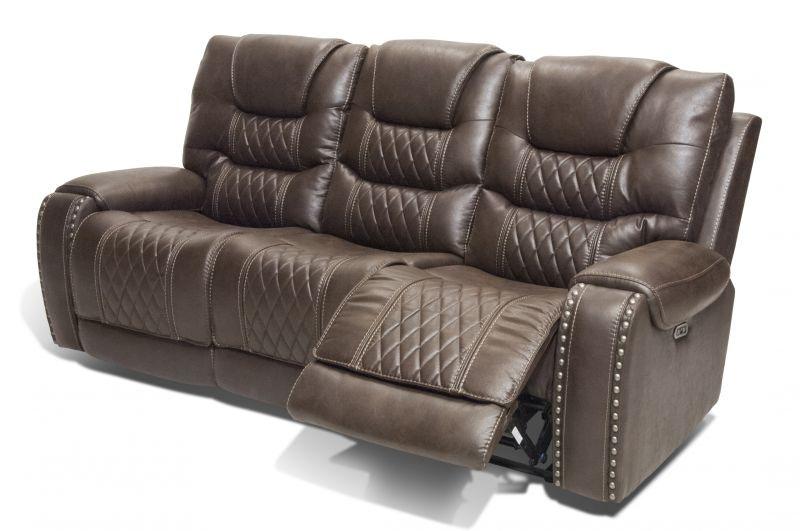 Corinthian Gazelle Power Reclining, Headrest Sofa MOT SOFA GAZELLE