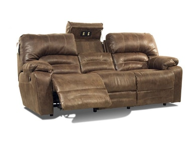 Patton Reclining Sofa with USB