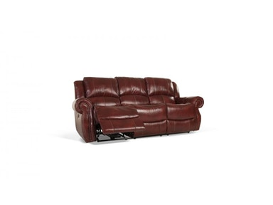 Softy Leather Power Reclining Sofa
