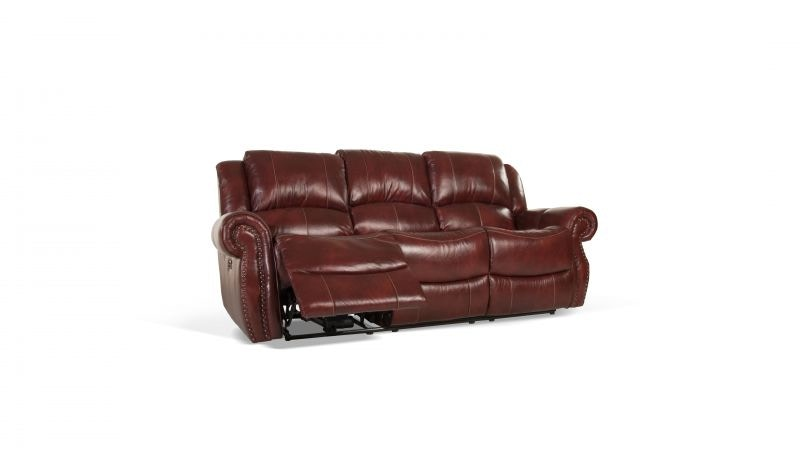 Corinthian Softy Leather Power Reclining Sofa MOT-SOFA-SOFTY  sc 1 st  Bob Mills Furniture & Corinthian Living Room Softy Leather Power Reclining Sofa islam-shia.org