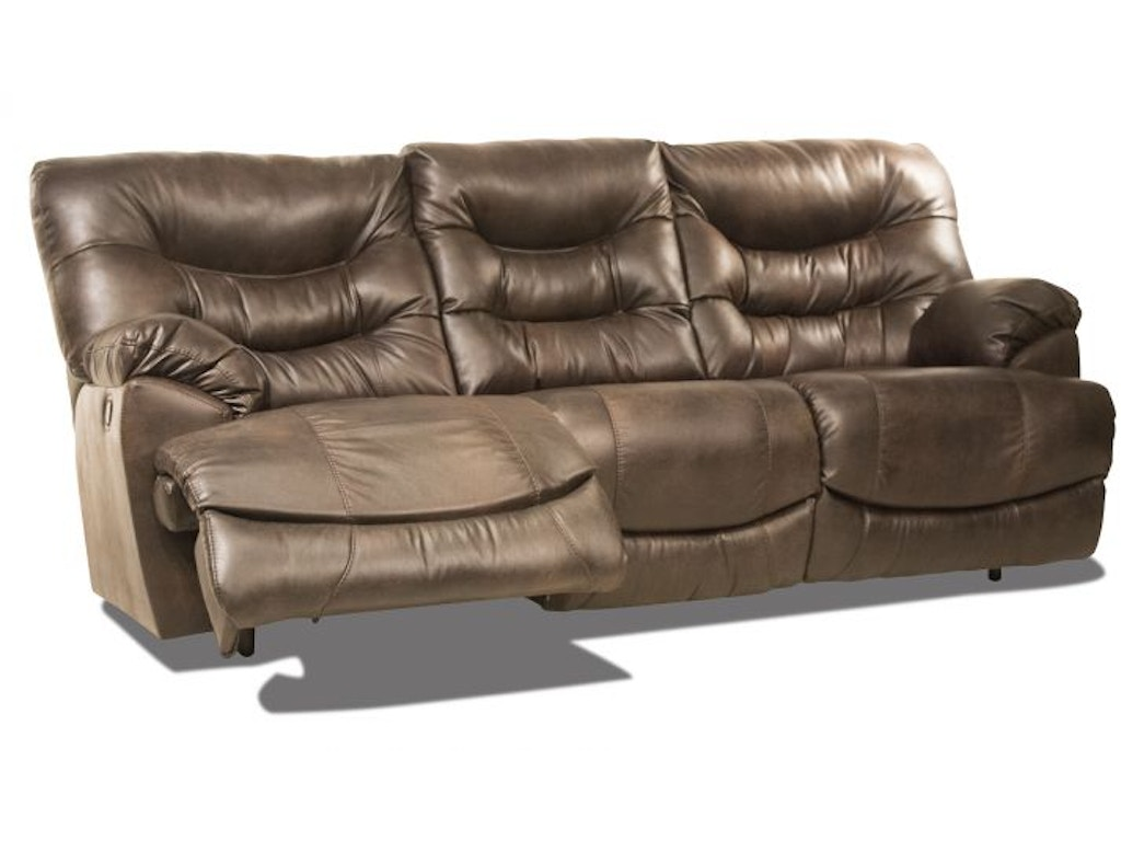 Franklin Living Room Touchdown Reclining Sofa