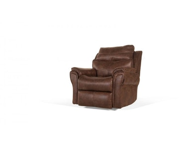 Allure Power Rocking Recliner , Power Headrest