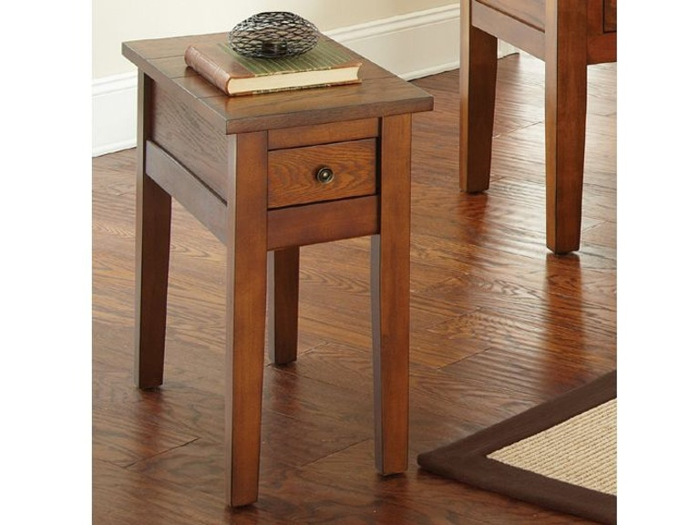 Steve Silver Living Room Desoto Chairside Table