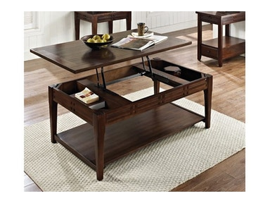 Crestline Lift Top Cocktail Table