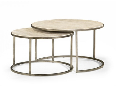 Nesting Round Cocktail Table