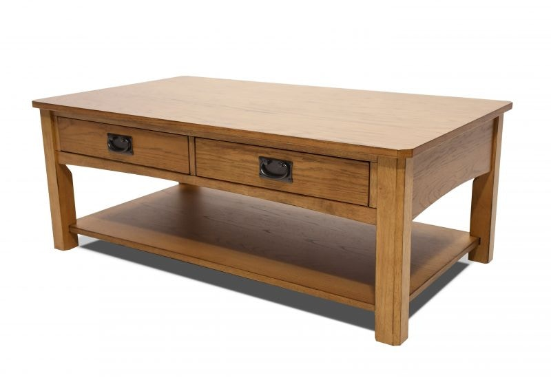 Scottsdale Cocktail Table With Casters
