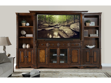 Ortiz Wall Unit, 55&#34 HDTV FREE