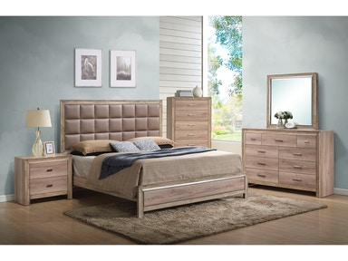 Reno King Bed