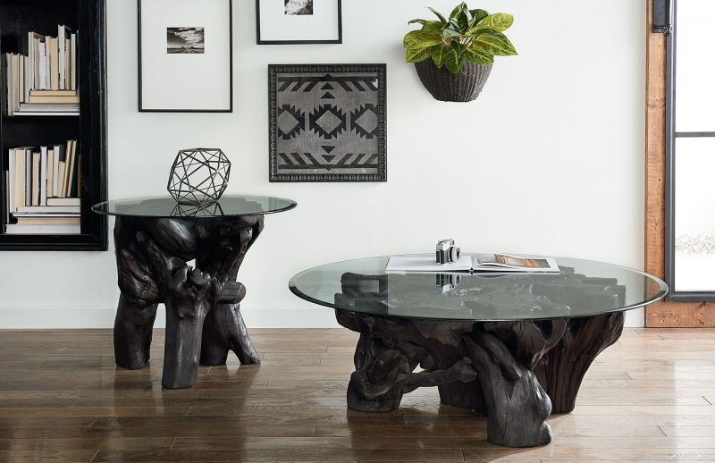 Hammary Living Room Root Cocktail Table Top