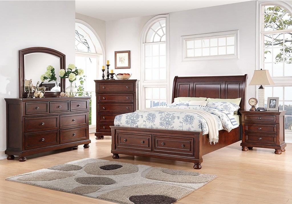 Avalon Furniture Sophiequeen