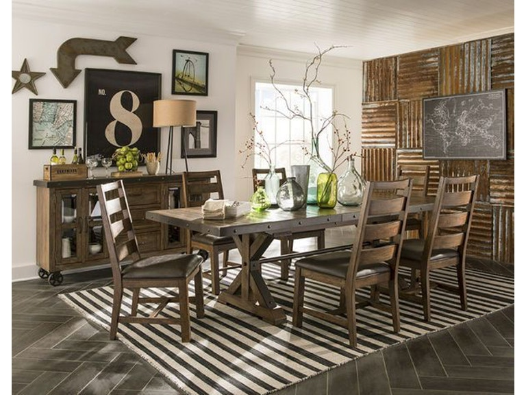 Craft designs dining room taos table chairs