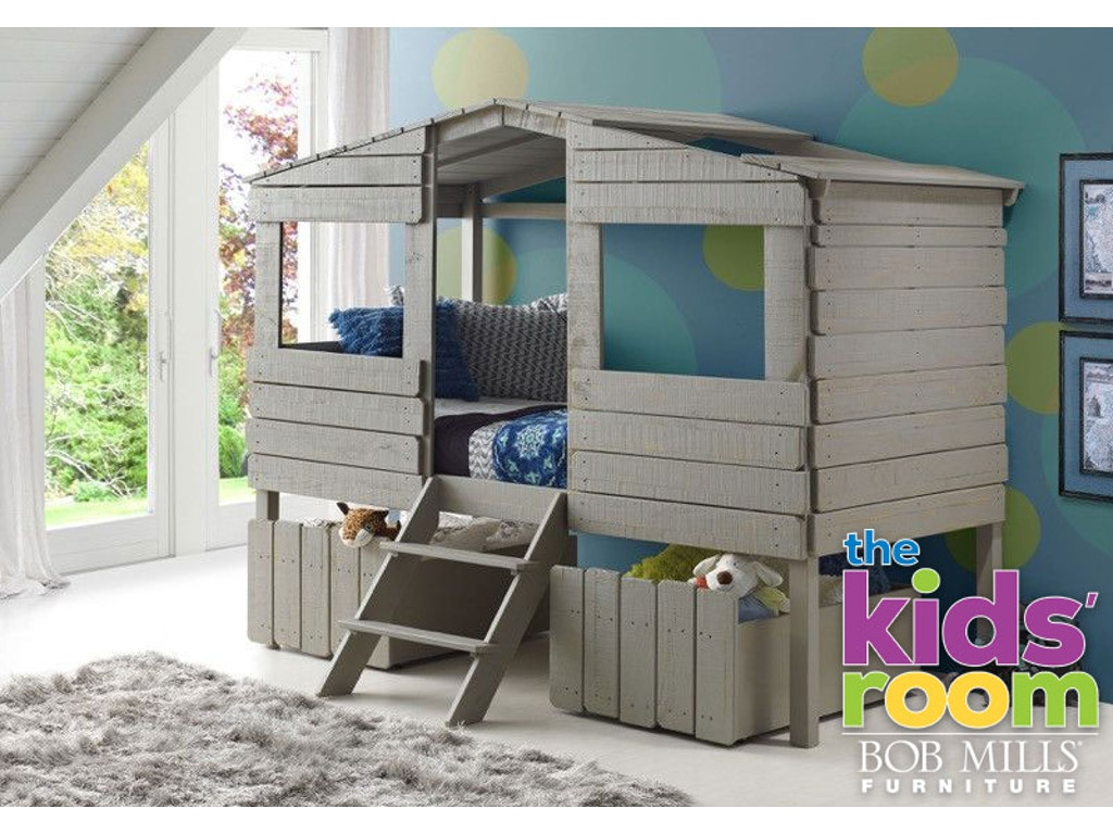 Loft Bedroom Furniture Discovery Furniture Youth Bedroom Timber Treehouse Loft Bed