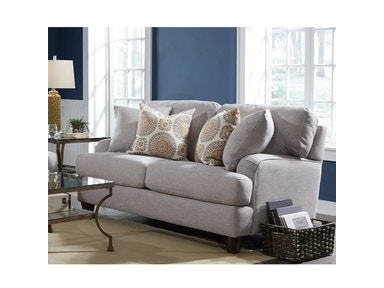 Franklin Living Room Bree Loveseat UPH LOVE BREE Bob Mills Furniture Tuls