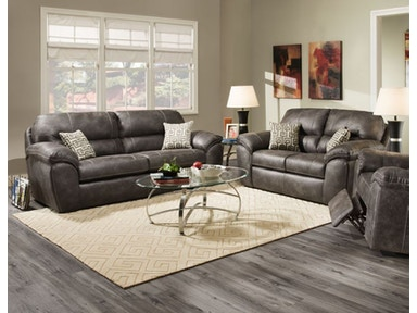 Brian Charcoal Loveseat