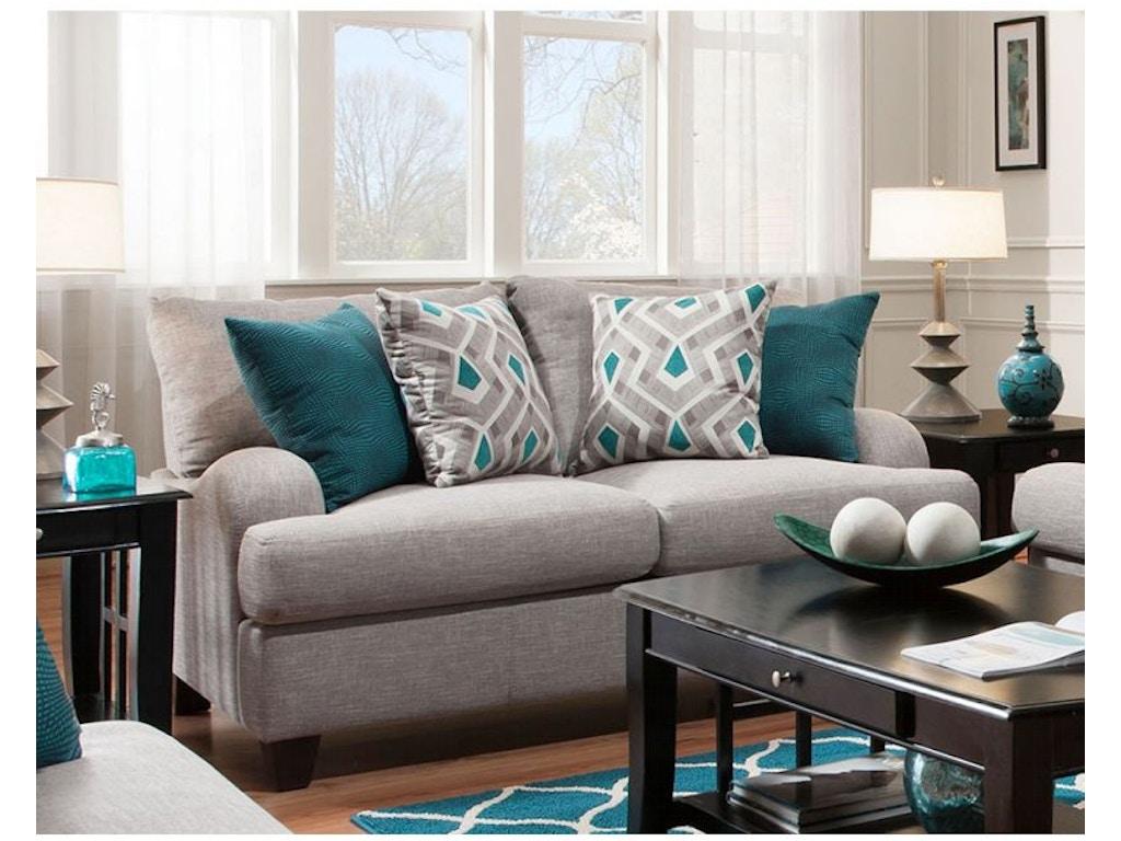 Franklin Living Room Penelope Loveseat