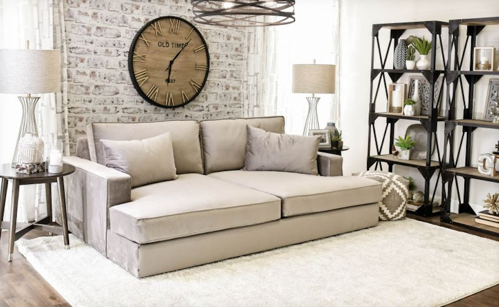 . Home By Sean and Catherine Lowe UPH SOFA BRAELYN