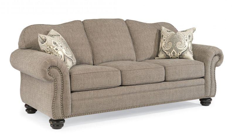 Living Room Furniture Brooklyn flexsteel living room brooklyn sofa