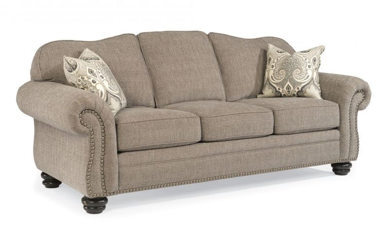 Beau Flexsteel Brooklyn Sofa UPH SOFA BROOKLYN