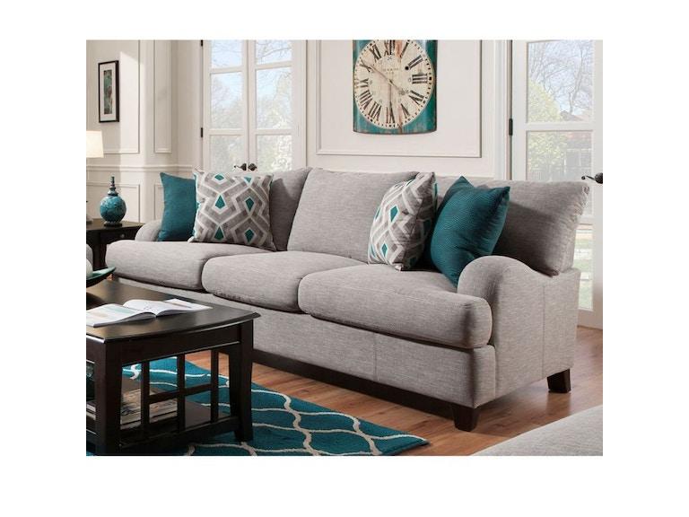 Franklin Living Room Penelope Sofa UPH-SOFA-PENELOPE