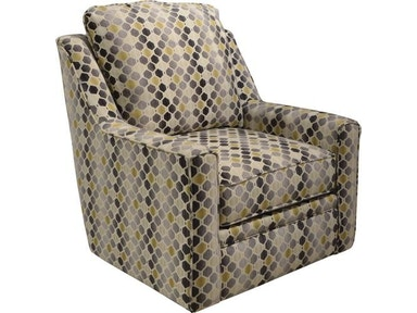 Cobblestone Swivel Chair