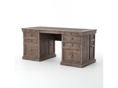 LIFESTYLE LARGE DESK-SUNDRIED ASH