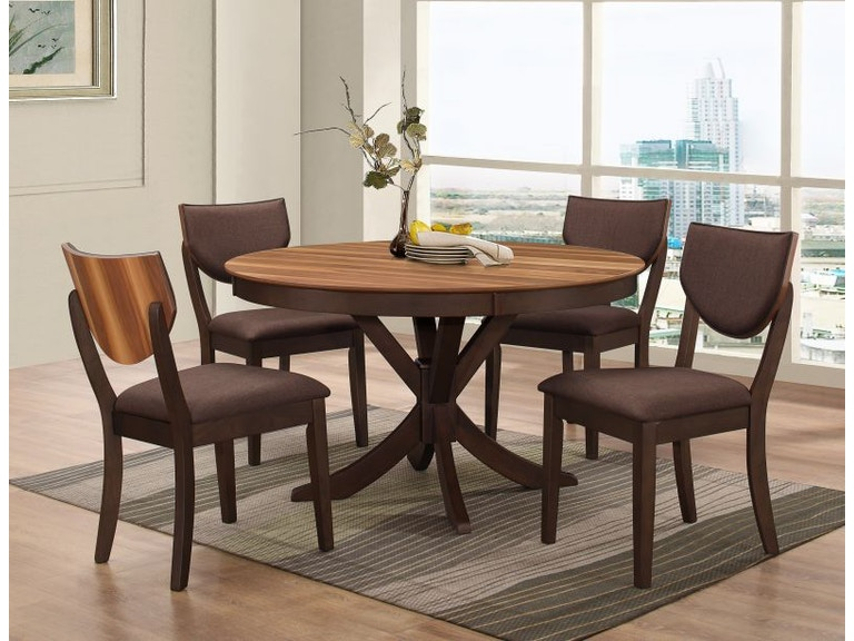 Living Room Walnut Dining Table And 4 Chairs Walnutdine