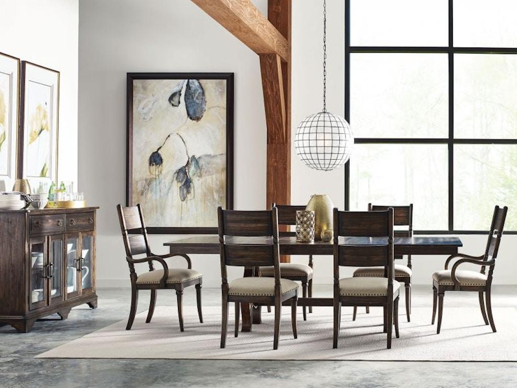 Kincaid Dining Room Sets Kincaid Furniture Dining Room Wildfire Table Set Server Free