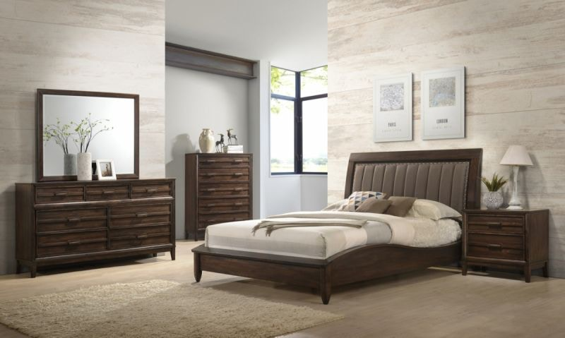 Merveilleux New Classic Windsong King Bedroom Set, Chest FREE WINDKING