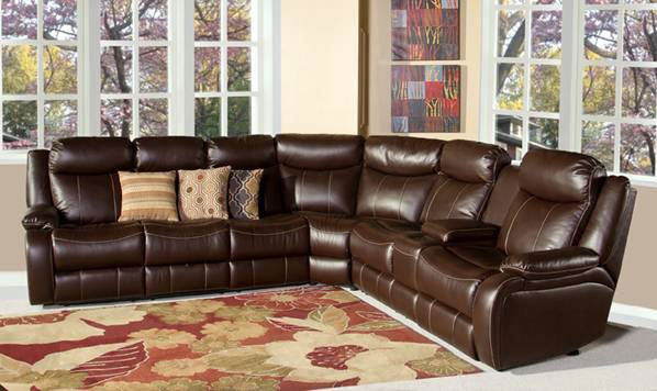 Julianau0027s Private Collection Row One Genesis Sectional RO8055