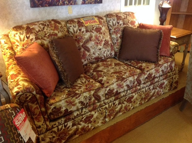 Clearance MASTERFIELD 8 WAY HAND TIED SOFA PCLR MAS51000