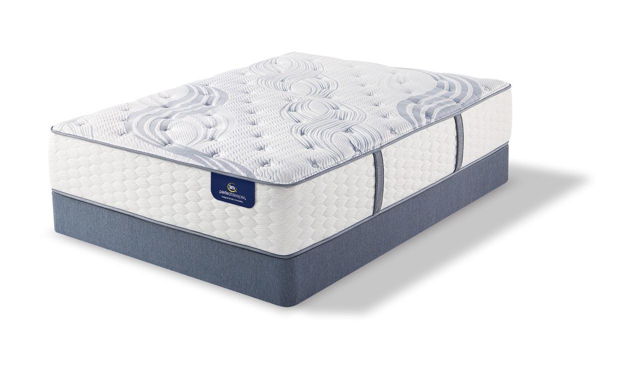 Serta Mattresses Standale Luxury Firm Queen Mattress 797271 At FurnitureLand