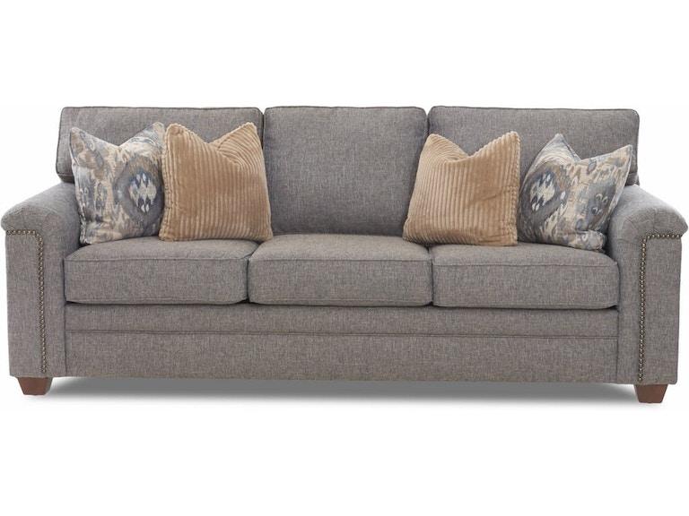 Simple Elegance Living Room Sofa Blackwood Grey Harbour 829459 At Furnitureland