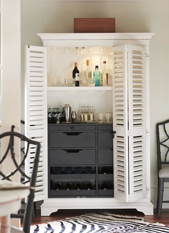 Universal Furniture Dining Room Liquor Locker 849582 Furnitureland