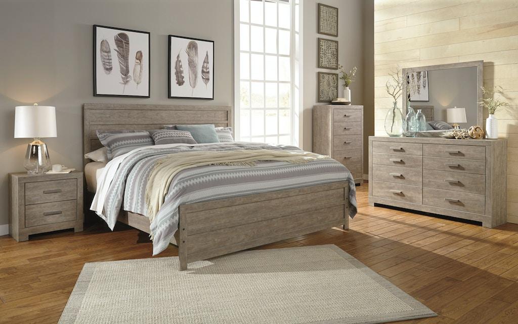 Full Bed Set | Full Bed, Dresser, Mirror