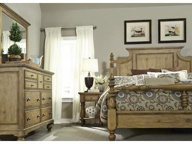 Liberty Queen Bed PKG-7971QB