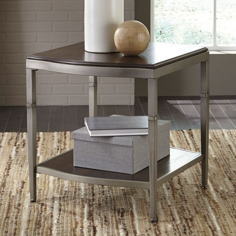 Ashley Furniture Delmar De: Ashley Benchcraft Cocktail Table And 2 End Tables. Sold As