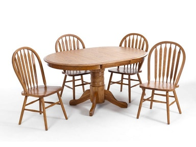 Intercon Table & 4 Chairs PKG-11