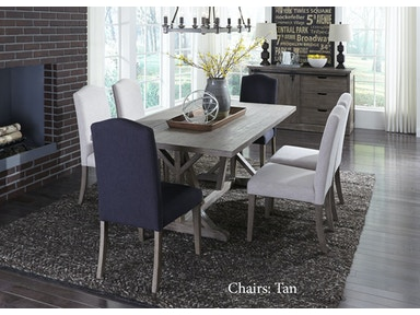 Liberty Table & 4 Chairs PKG-140T