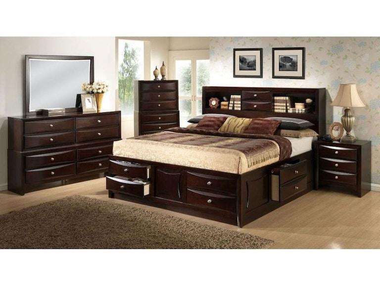 Queen Bed Set | Queen Bed, Dresser, Nightstand