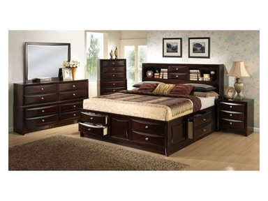 LIFESTYL Queen Bed PKG-23Q