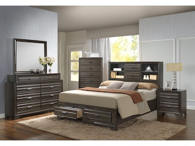LIFESTYL Queen Bed PKG-31Q