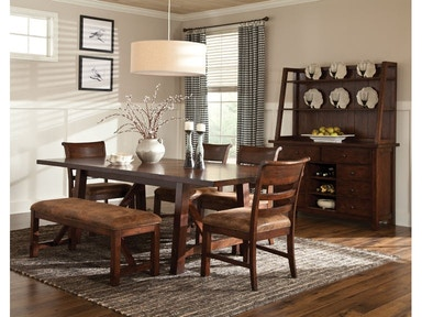 Intercon Table & 4 Chairs PKG-40104