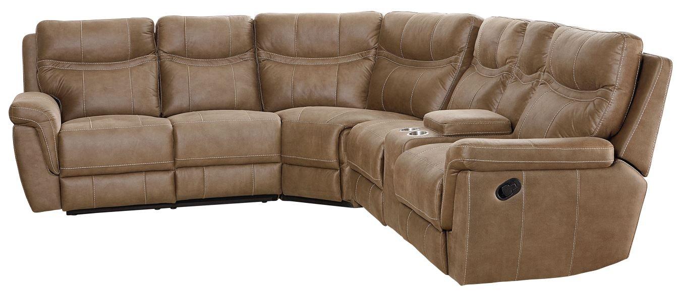 Standard Furniture Three Piece Sectional PKG 401B
